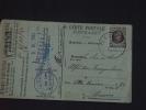 Carte Caisse De Retraite Eessen Naar Anvers 1926 Lijfrentekas Houyoux  (ref 199) - 1922-1927 Houyoux