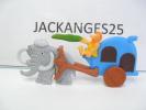 KINDER PUZZLE PLASTIC  K00 N 13 1997  SANS OHNE WITHOUT BPZ - Puzzles