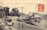 Toulon Mourillon Fort St Louis Tramways    1910 - Tranvía