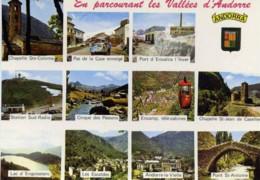 ANDORRE - ANDORRA - CPM - Andorre