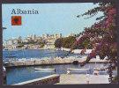 Albania PPC View Of Saranda 1992 - Albania
