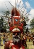 (300) Papaousie Nouvelle Guinée - Papua New Guinea - Mask - Papua-Neuguinea