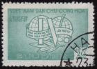 Vietnam 1957 Official Michel # 17, Used NH - Viêt-Nam
