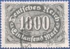 Germany, 1000 M. 1923, Sc #204, Used - Germany