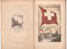 Brochure, Lausanne Médical Des Drs Dind Et Bourget édité à L'occasion Des Fêtes Universitaires Mai 1891 - Livres, BD, Revues
