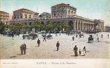Napoli - Piazza Della Stazione, Animé - Napoli