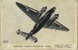 The Lockheed-Vega Ventura I  :    Valentine´s Aircraft Recognition Cards - Aviation
