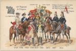 22e Régiment De Dragons - Orléans Cavalerie Créé En 1635 - Orleans