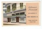 CPA -  - Lousiana - New Orleans : Galatoire´s Restaurant 209 Bourbon St.  . Colors - New Orleans