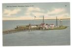CPA -  -South Carolina : Charleston - Old Fort Sumter Charleston : Harbor S.C. - Charleston