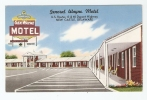CPA -  Deleware : New Castle : General Wayne Motel U.S. Routes 13 & 40 Dupont Highway - Etats-Unis
