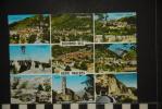CP, 06, Souvenir Des Deux Vallées Lantosque La Colmiane Auron Roquebilliere Isola Clans La Mescla St Martin Vesubie - France