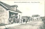 Arnouville-Les-Gonesse (S.-et.O.) Rue Du Chemin De Fer - Arnouville Les Gonesses