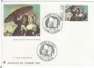 Document Philatélique,enveloppe Et Timbres PARAY LE MONIAL 1981 - Other