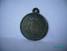 IMPERIAL RUSSIA  1853-54-55-56  CRIMEA WAR WITH TURKEY  MEDAL . LIGHT BRONZE , GROUND FIND - Medals