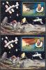 2405 ✅ Space Raumfahrt Kepler Astronomy 1972 Ajman 2S/s MNH ** 17ME - Espacio