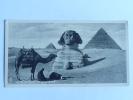 CAIRO - Prayer Near The Great Sphinx - Egypte