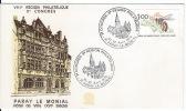 Document Philatélique,enveloppe PARAY LE MONIAL 1979 - Other
