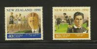 NEW ZEALAND ~ 1990 Sports  2V - New Zealand