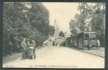 C.V. De La Gare Et Du Tram à Vapeur De BONSECOURS. TB  - 7890 - Tramways