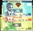 NAMIBIA         NLP   10 , 20 , 50    DOLLARS      2012        UNC. - Namibie