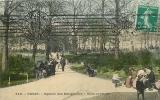 Oblitération Mécanique PARIS XII CROZATIER. Square Batignolles, Allée Centrale. 2 Scans - Marcophilie (Lettres)