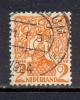 Pays Bas Oblitéré N° 108 - 1891-1948 (Wilhelmine)