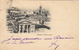 Milano - Panorama, 1898, Timbre, Cachet - Milano (Milan)