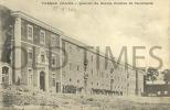 PORTUGAL - TORRES NOVAS - QUARTEL DA ESCOLA PRATICA DE CAVALARIA - 1905 PC - Santarem