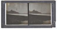 BRAZIL RIO DE JANEIRO & PARK ( PETROPOLIS ? ) X5 GLASS SLIDE STEREO PHOTOGRAPHS  (2CRACKED) ORIGINAL VINTAGE CA1900 - Diapositivas De Vidrio