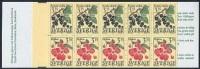 ZWEDEN 1995 Postzegelboekje Bessen PF-MNH-NEUF - 1981-..