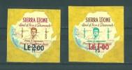 Sierra Leone: Michel - 300/ 301 ** - Sierra Leone (1961-...)