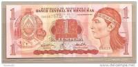 Honduras - Banconota Non Circolata: 1 Lempira - 2000 - - Honduras