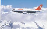 SWISSAIR - AIRBUS A310-322 INTERCONTINENTAL - 1946-....: Moderne