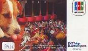 Télécarte Japon DISNEY * 110-189822 - Série JCB Disneyland Chien Dog - Japan Phonecard Telefonkarte (3966) - Disney