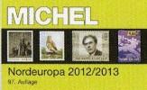 North-Europa Briefmarken Katalog MlCHEL 2012/2013 Neu 58€ Band5 Nordeuropa Stamp Finnland Lettland Litauen Norge Sverige - Collezioni