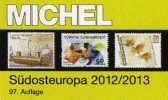 Stamp Southest-Europa Band 4 Katalog MICHEL 2012/2013 Neu 58€ Südosteuropa: Bulgaria Cyprus Kreta Greece Romania Türkei - Collections