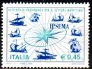 ITALY 2005 Institute For Marine Security (I.P.SE.MA.)- 45c  Emblem MNG - 2001-10:  Nuovi