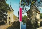 CRUPET  -  L'Eglise - Le Château. - Assesse