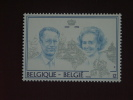 België Belgique Belgium 1985 Zilveren Jubileum Boudewijn En Fabiola Et Baudouin Jubilée Yv 2198 MNH ** - Familias Reales