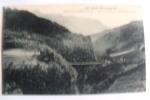 38 / Isère - Environs De Corps - Pont Suspendu Du Sautet Sur Le Drac - Corps