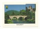 Cp, Belgique, Malmedy, Multi-Vues - Malmedy
