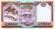 NEPAL TEN RUPEES BANKNOTE 2010 AD UNCIRCULATED UNC - Népal