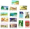 1970 - St. Lucia 259/72 Ordinaria - America Centrale