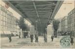 75015 Tout Paris Fleury Bvd De Grenelle Vue Sous Le Metro Aérien 1905 - Distrito: 15