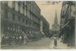 75015 Tout Paris Fleury Rue Du Commerce Eglise St Jean Baptiste De Grenelle - Distrito: 15