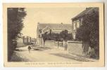 E750 - Fexhe-le-Haut-Clocher - Route De Noville Et Maison Communale - Fexhe-le-Haut-Clocher