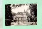 AV581 - AULNAY SOUS BOIS (S.et.O) - Le Parc Dumont , Château (devenu Bibliothèque) (voir Détails 2scan) N&B Voyagé 1952 - Aulnay Sous Bois