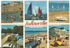 Manche :  JULLOUVILLE  : Vues   1975 - France