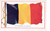 PATRIOTIC - THE KINGDOM OF BELGIUM - Patriotic